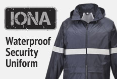 iona waterproof uniforms / workwear