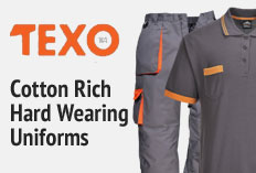 texo uniforms and workwear