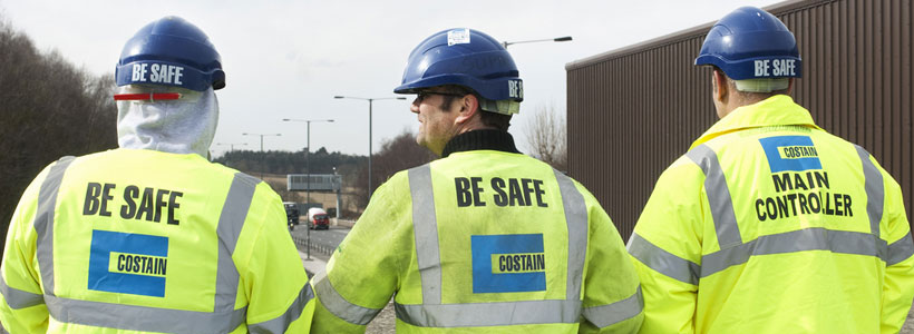 Hi vis workwear: be safe and be seen