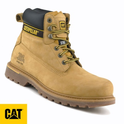 Caterpillar HOLTON Honey Safety Boot - 7042