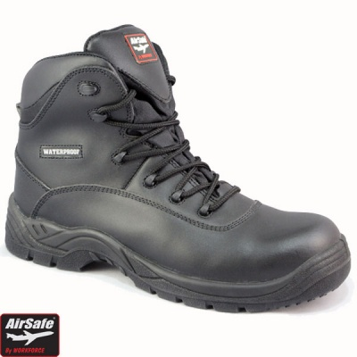 Combat Safety Boots Workforce Airsafe - ASC4