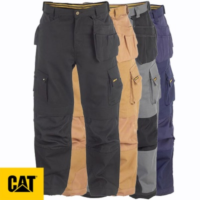 Cat Trademark Trousers - C172
