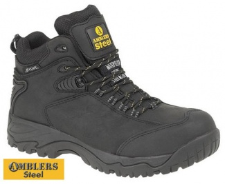 Amblers Steel Waterproof Safety Boots - FS190