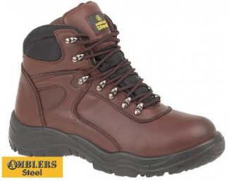 Amblers Steel Anti-Static Safety Boots - FS31