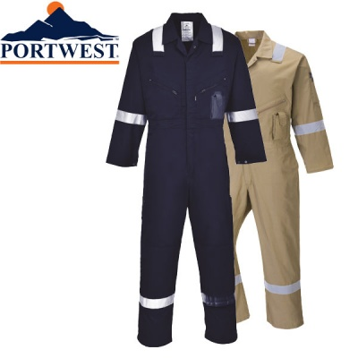 Portwest Iona Cotton Coverall - C814