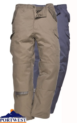 Portwest Combat Work Trousers - C703