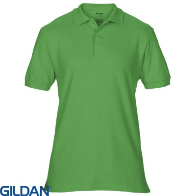Gildan Premium Cotton Double Piqu Sport Polo Shirt Gd042