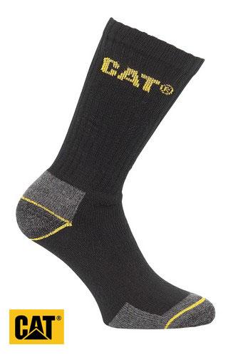caterpillar socks uk cat crew socks 3 pairs 14212
