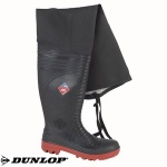 Dunlop Thigh High Safety Plus Wader - 18811X