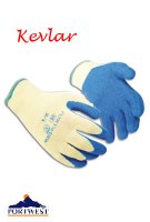Kevlar Latex Gloves - A610