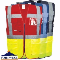 Paris Executive Hi Vis Vest - C276