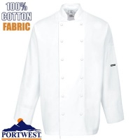 Dundee Chefs Jacket - C773