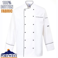 Cambridge Chefs Jacket - C775
