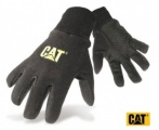 Cat Heavy Jersey With PVC Micro Dot Palm Gloves - 15400