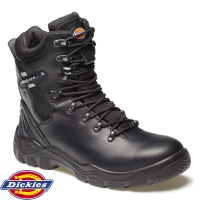 Dickies Quebec Super Safety Boots Lined - FD23375