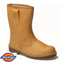 Dickies Super Safety Lined Rigger Boot - FA23350