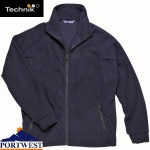 Technik Interactive Fleece with YKK Zip - F281X