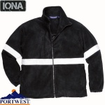 Portwest Iona Hi Vis Fleece - F433