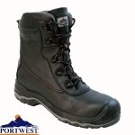TractionLite Non Metallic 7'' Safety Boot S3 HRO - FD02