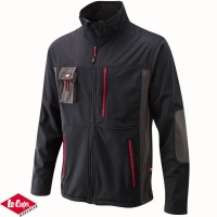 Lee Cooper Bonded Softshell Jacket - LCJ426