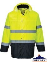 Lite Two-Tone Traffic Jacket - S166