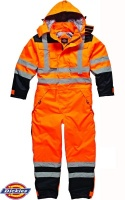 Dickies Waterproof Safety Coverall - SA7000