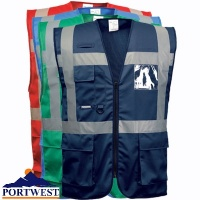 Iona Executive Hi Vis Vest - F476