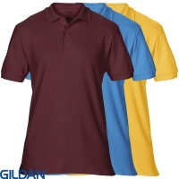 Gildan Premium Cotton Double Piqué Sport Polo Shirt - GD042