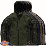 Dickies Two Tone Soft Shell Jacket - JW7010