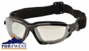 Levo 2 In One Safety Glasses - PW11