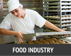 uniforms for food industry