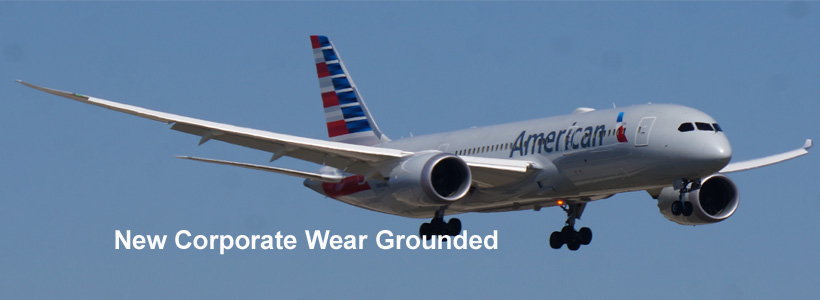 American Airlines Corporate Wear