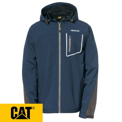 Cat Capstone Storm Blocker Windproof Water Resistant Breathable Soft Shell Jacket - 1313093