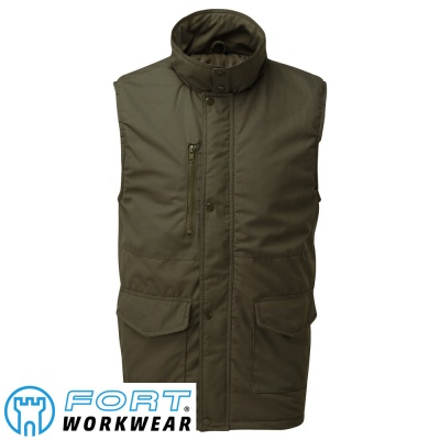 Fort Wroxham Bodywarmer - 222