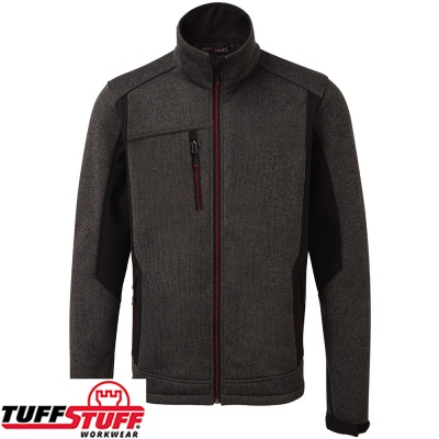 Tuffstuff Shotley Softshell/Knit Jacket - 254