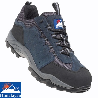 Himalayan Navy Suede Gravity Safety Trainer - 4021