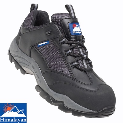 Himalayan Black S1 Safety Trainer - 4030