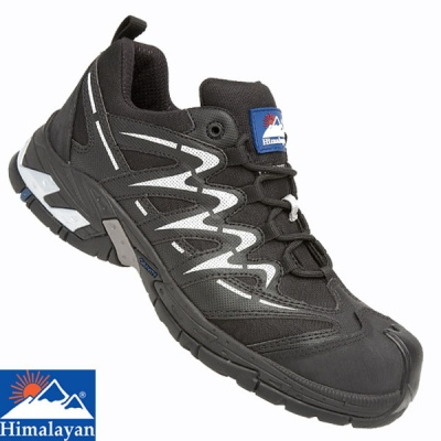 Himalayan Black Gravity Sport Safety Trainer - 4034
