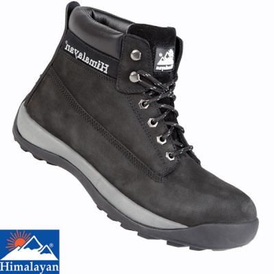 Himalayan Black Iconic Safety Boot - 5140