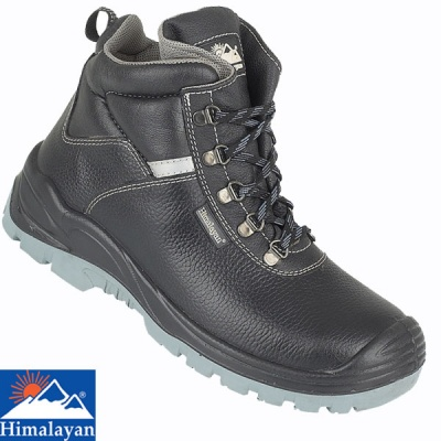 Himalayan Black Iconic 5-Ring Safety Boot - 5155