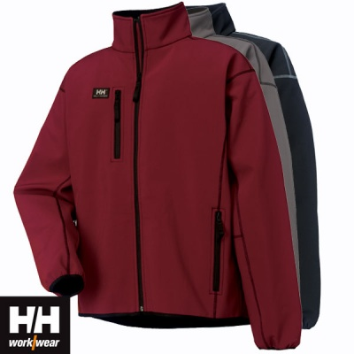 Helly Hansen Madrid Softshell Jacket - 74002