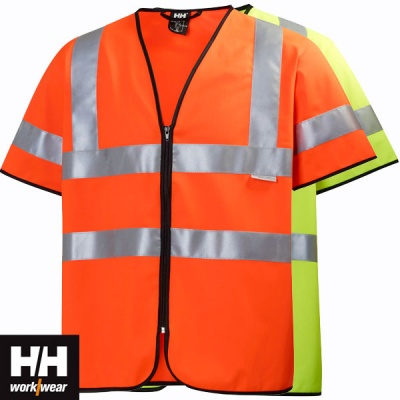 Helly Hansen HiVis Short Sleeve Vest - 79218