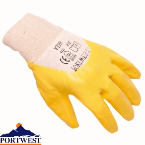 Nitrile Light Knitwrist - A330