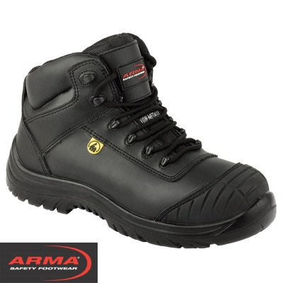 ARMA S3 ESD Metal Free Safety Boot - A13FALCON