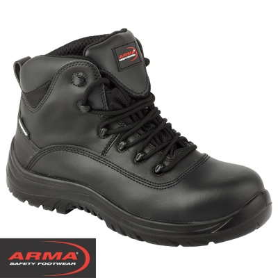 ARMA S3 Waterproof Metal Free Safety Boot - A14RAPTOR
