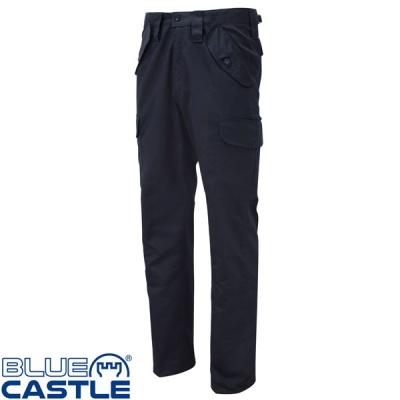 Blue Castle Combat Trousers - 901
