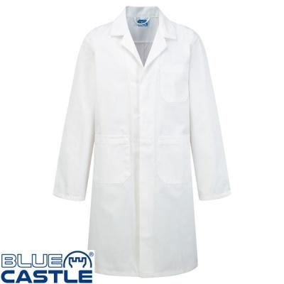 Blue Castle Warehouse Dust Lab Coat 444