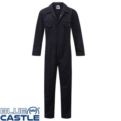 Blue Castle Workforce Boilersuit - 318