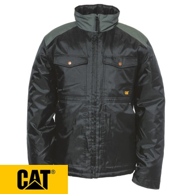 Cat Harvest Water Resistant Quilted Jacket - C1310055