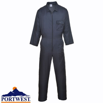 Nylon Zip Coverall - C803